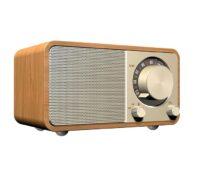 רדיו עץ סנג'ין עם בולוטוס SANGEAN WR-7