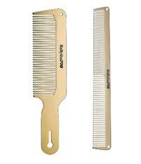 סט מסרקי מתכת בייביליס פרו זהב BaBylissPRO Barberology MetalFX
