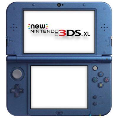 גמבוי 2 מסכים דגם החדש Nintendo 3DS XL