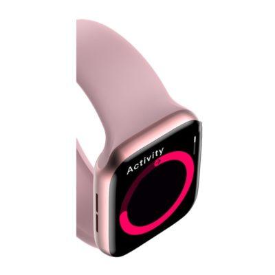 שעון חכם מסך טאצ כולל לחץ דם דופק וצעדים Smartwatch Bluetooth