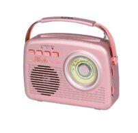 רדיו משולב רמקול נייד רטרו יפיפה APEX  AP-1230